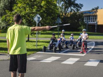 Prázdninová škola dopravní výchovy 2021