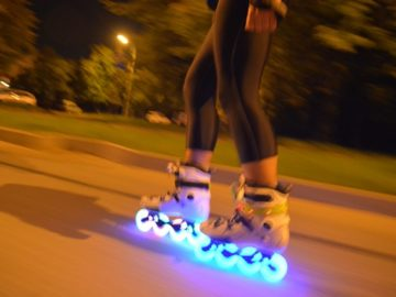 Tempish Night Skate